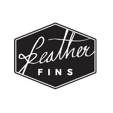 Feather Fins derive surf