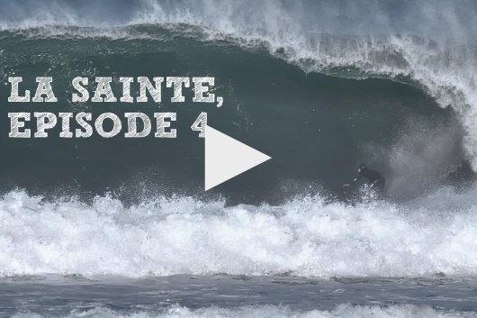 Webserie surf vlog La Sainte